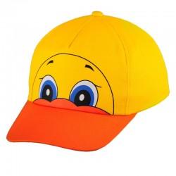 Czapka Ducky, żółty