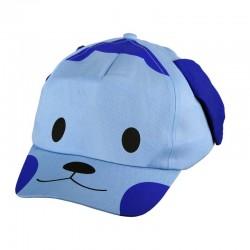 Czapka Doggy, niebieski