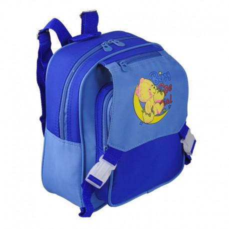 7ae1ac422d373 Plecak dziecięcy Teddy, niebieski - R08540 - Profesjonalne Gadżety