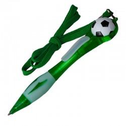 Długopis Soccer, zielony