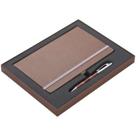 Zestaw notatnik i długopis Mark Twain