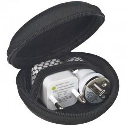 Zestaw - ładowarka USB i wtyczka