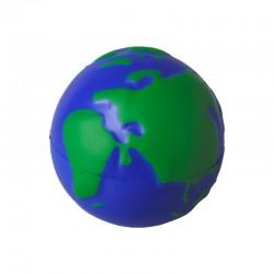 Antystres Globe, granatowy/zielony