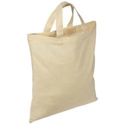 Mała torba bawełniana z krótkimi uszami